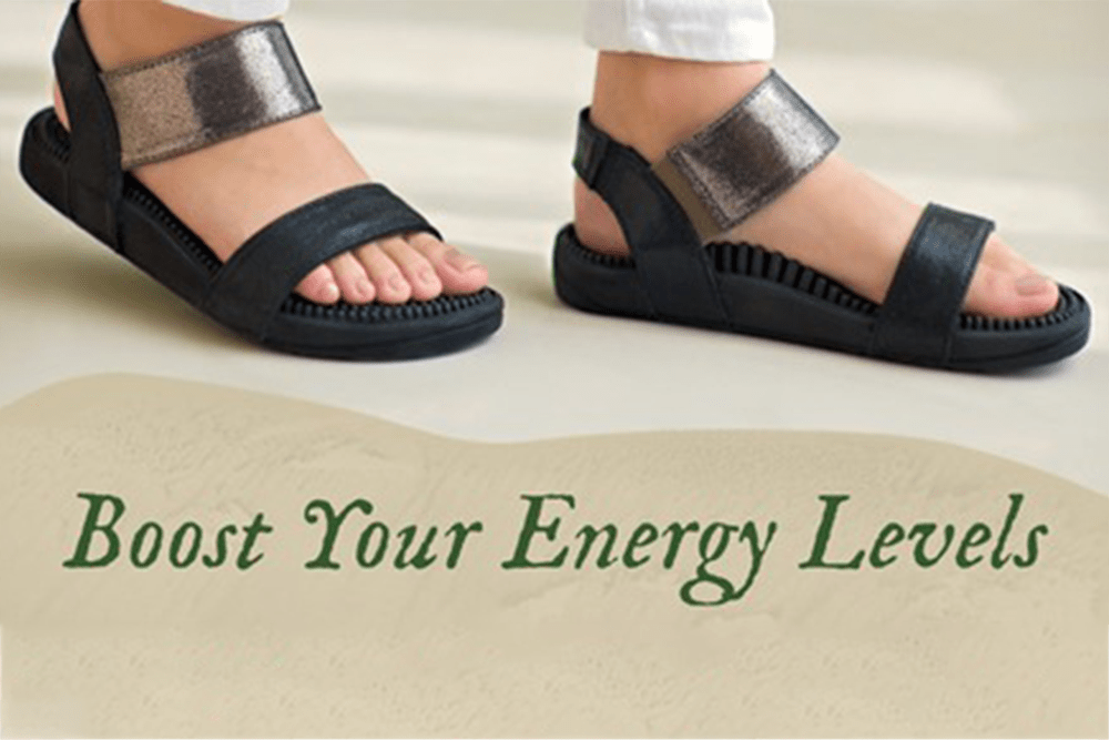 Why choose Kenkoh's Reflexology Sandals?